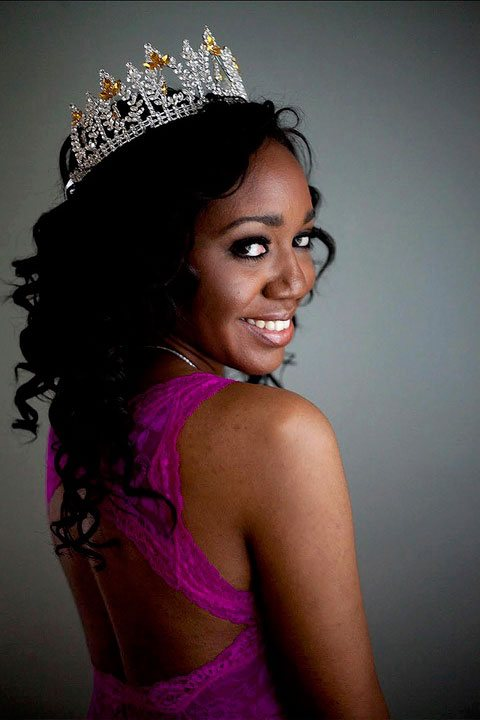 Sable Butler, Class of 2012, was a successful graduate at The Beauty Institute